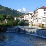 Elizondo am Fuss der Pyrenäen