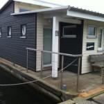 Eingang zu Haus Hornfisch