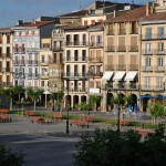 Plaza del Castillo, das Herz Pamplonas